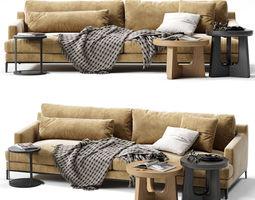 3D POLIFORM BELLPORT Sofa