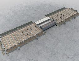 3D model LIMC Cargo Terminal
