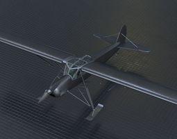 3D asset Storm Aircraft