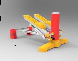 3D stepper deluxe