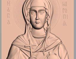 Orthodox Christianity Christian Jesus 3D model J17
