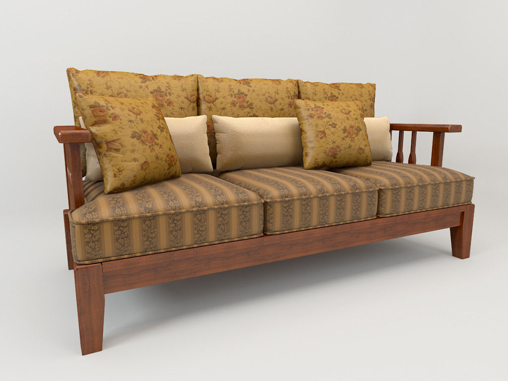 Country Style Sofas And Loveseats
