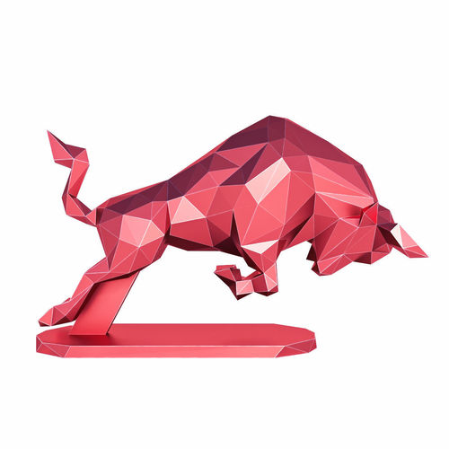 red bull low poly 3d model low-poly max obj mtl 3ds fbx stl 1
