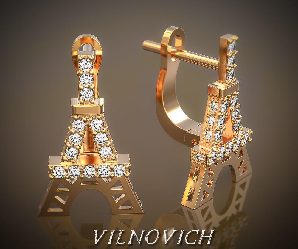 errings Eiffel tower