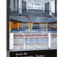 room Dosch 3D - Environment - Factory