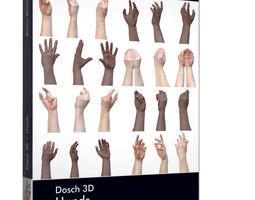 Dosch 3D - Hands