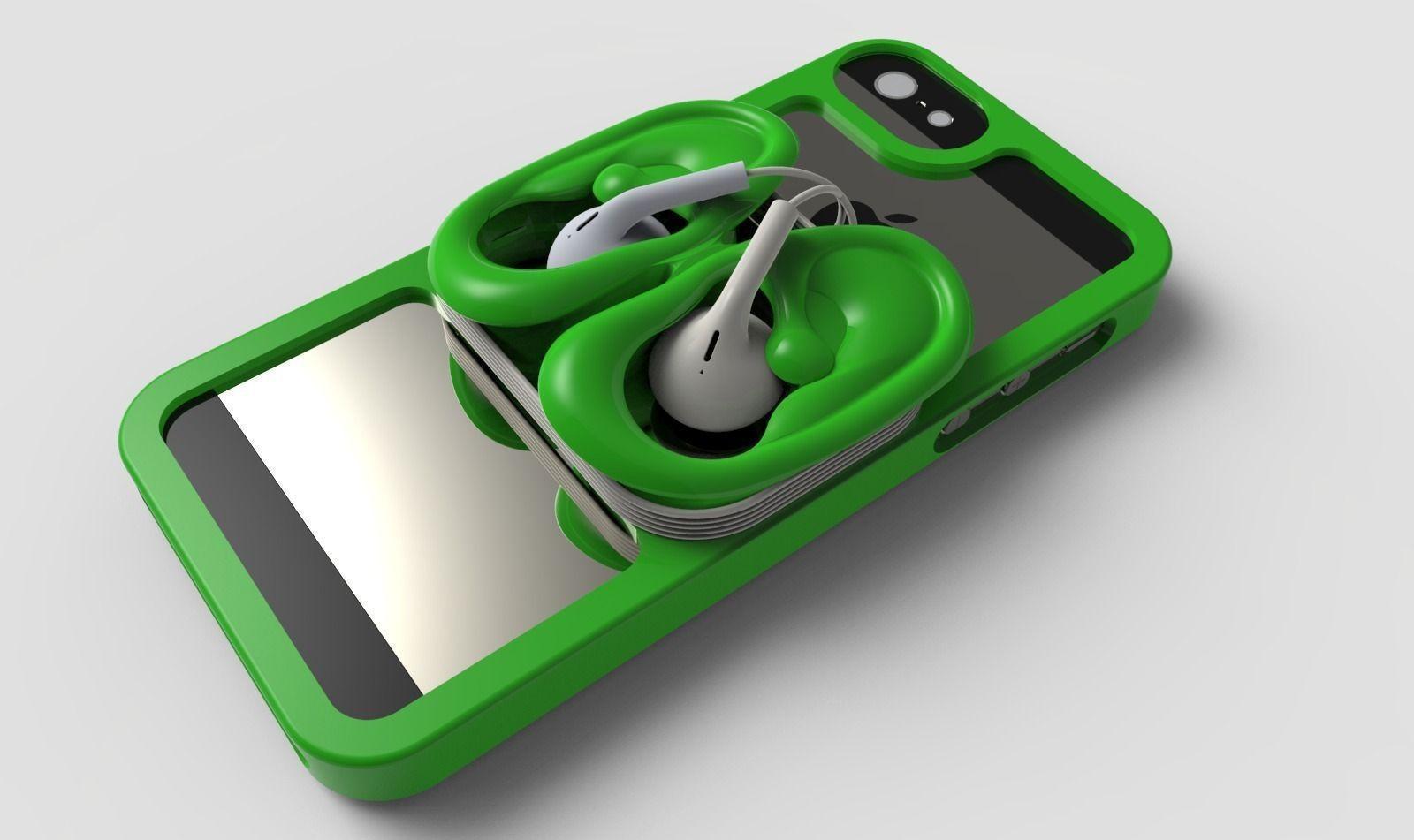 quality design 16924 75046 Iphone 5 Ears Case | 3D model
