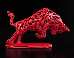 3D printable model Red Bull Wireframe v2