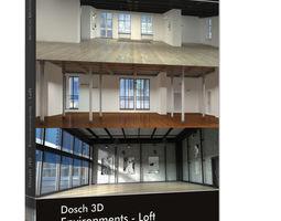 loft Dosch 3D - Environments - Loft