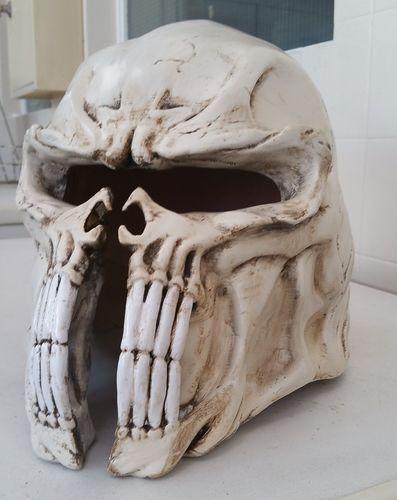 star wars boba fett skull helmet cosplay  stl mandalorian helmet 3d model obj mtl stl wrl wrz 1