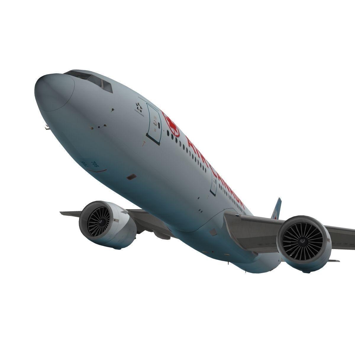 Boeing 777-200LR Air Canada