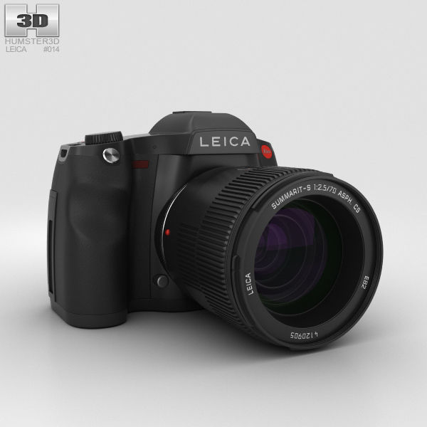 Leica S Type 007