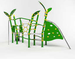 3D asset Equipment for childrens area