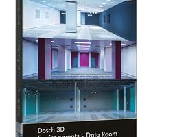 DOSCH 3D - Environments - Data Room