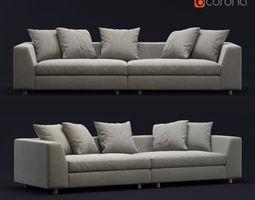 Loft Sofa 3D furniture