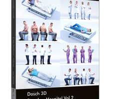 DOSCH 3D - People Hospital Vol 2
