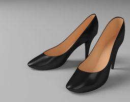 Women Shoes 3D asset