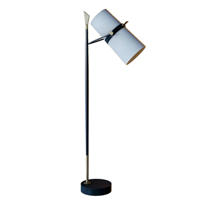 Riston Floor Lamp 3D asset | CGTrader on Riston Floor Lamp  id=81243