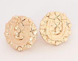 3D printable model luck cufflinks