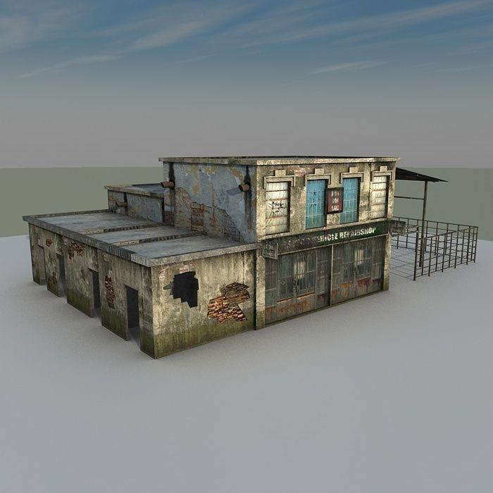 Abondened Building 13