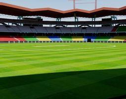 3D model Jawaharlal Nehru Stadium - Kochi