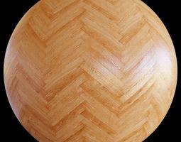 3D Wood Cross Planks Texture