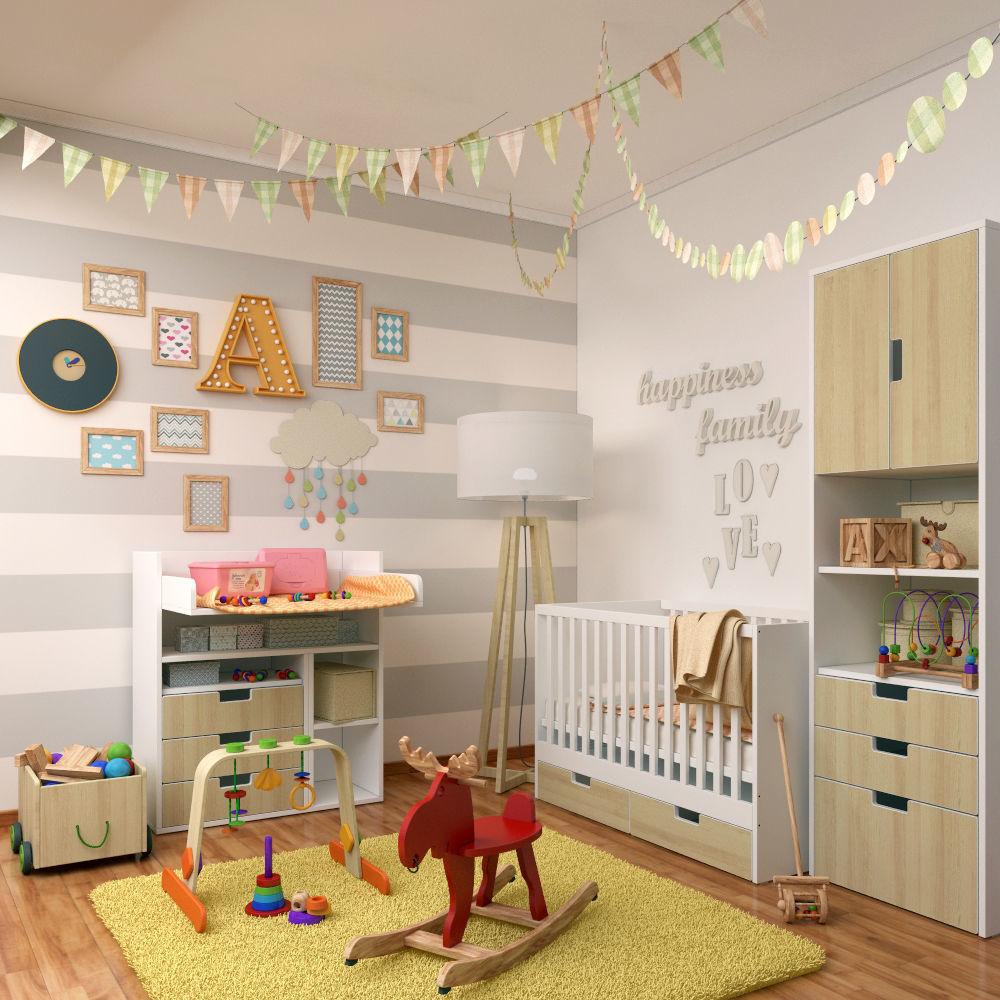 Decorative set for children 3