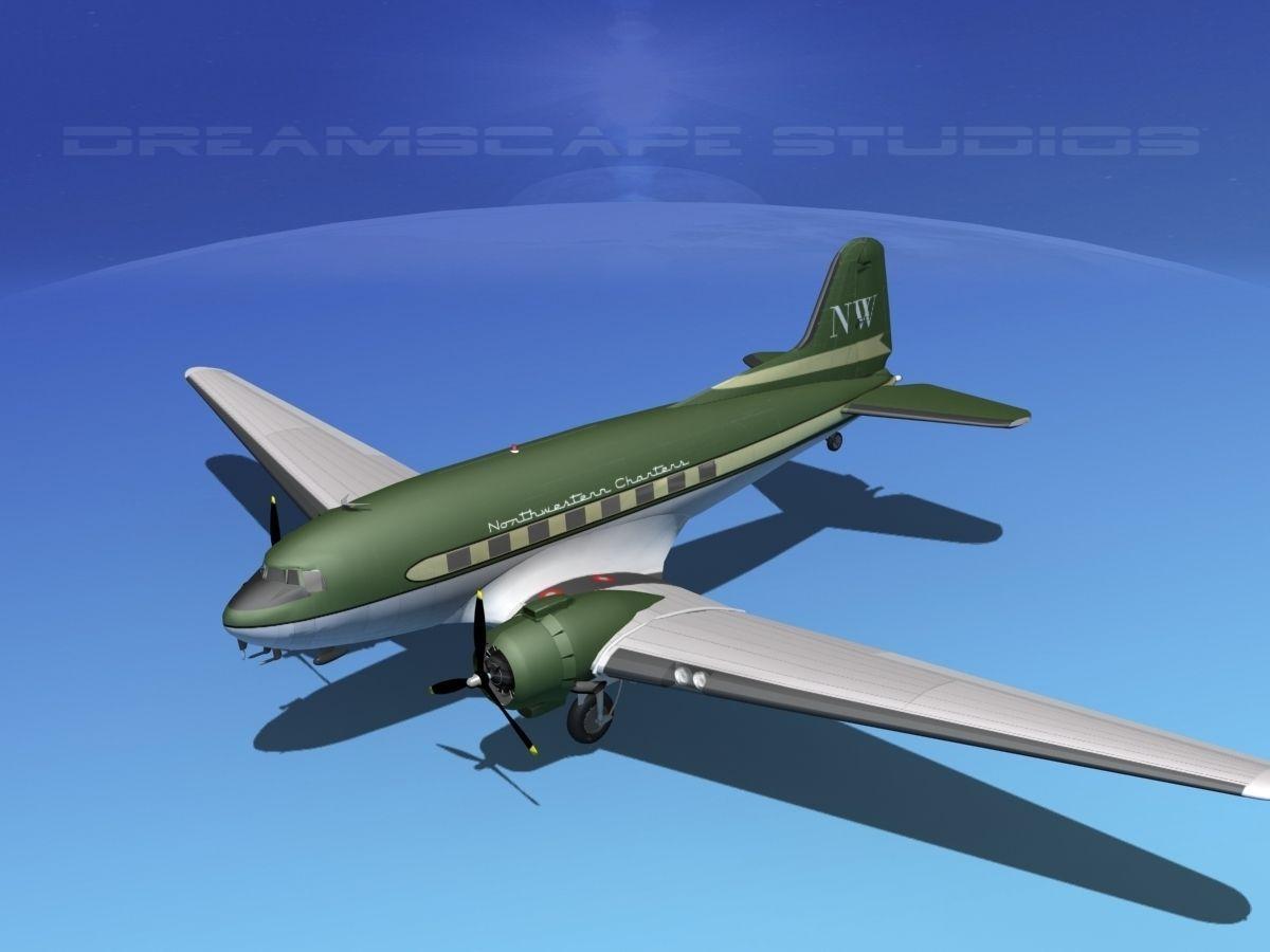 Douglas DC-3 Northwestern