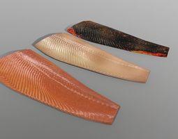 3D model Salmon