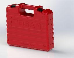 3D model tool bag