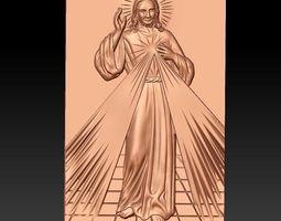 Jesus 3D statue