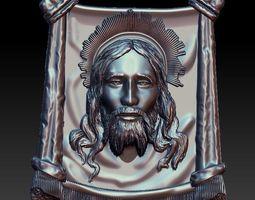 portrait 3D Jesus