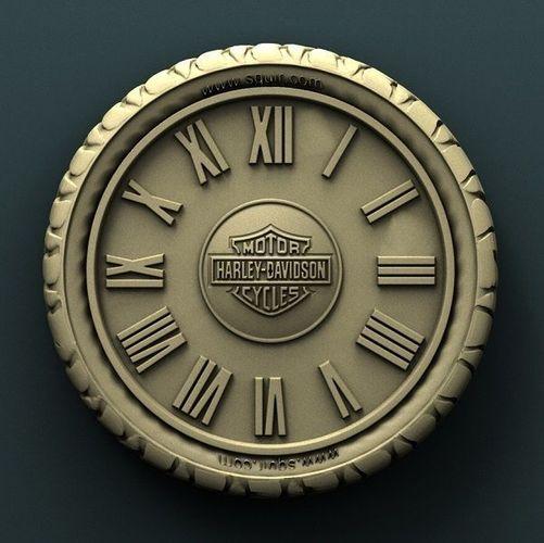 harley davidson clocks with sound