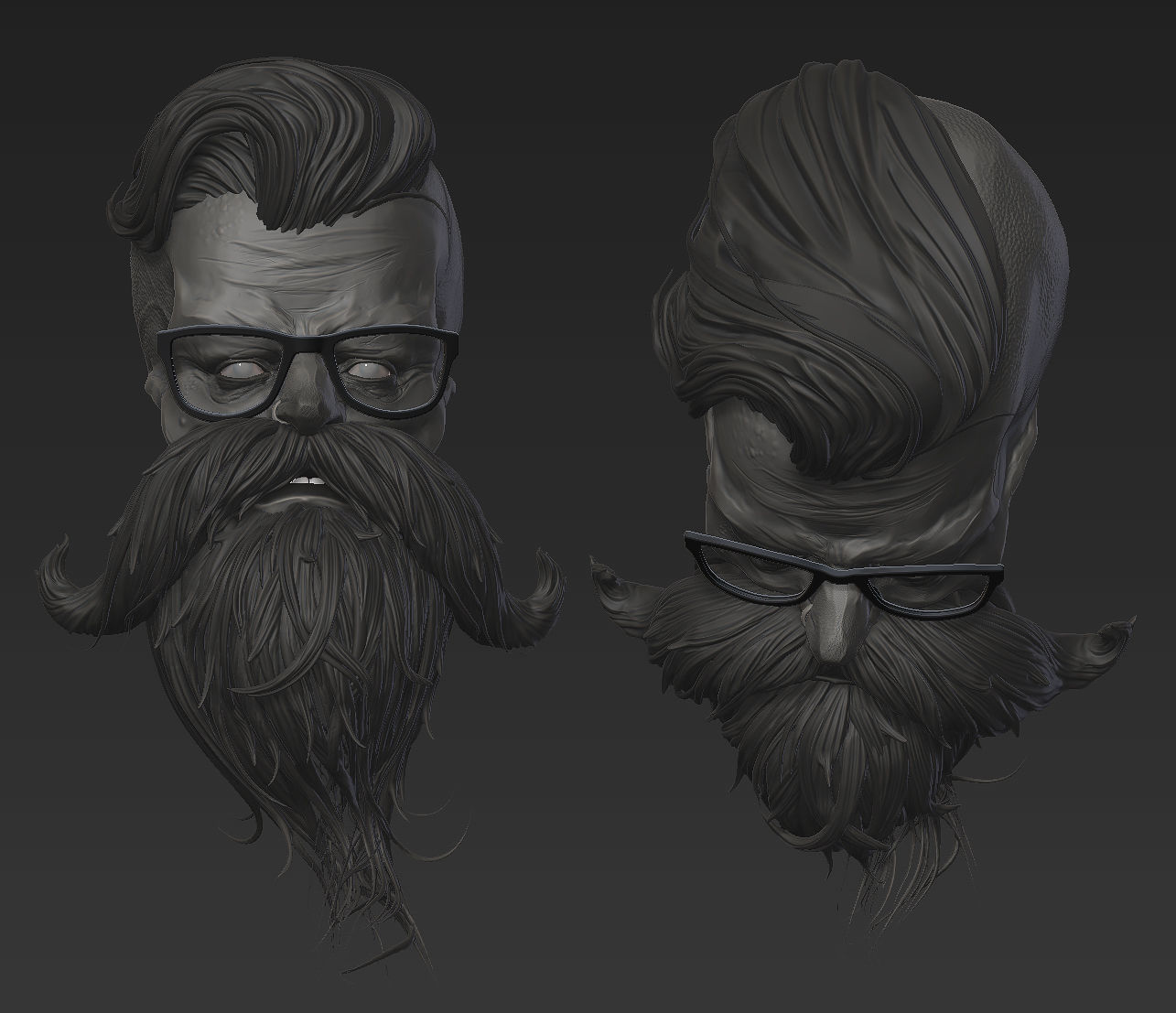 Dead Hipster