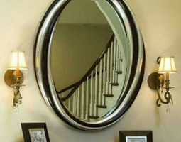3D other wall mirror