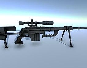 3D asset CheyTac M200 Intervention