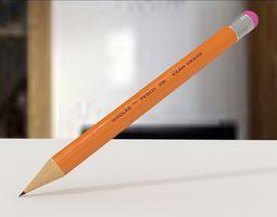 3D model HB Pencil