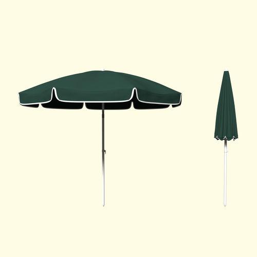 beach umbrella 3d model obj mtl 3ds fbx blend dae 1