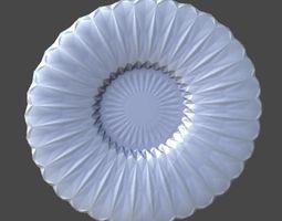 3D model Dish2