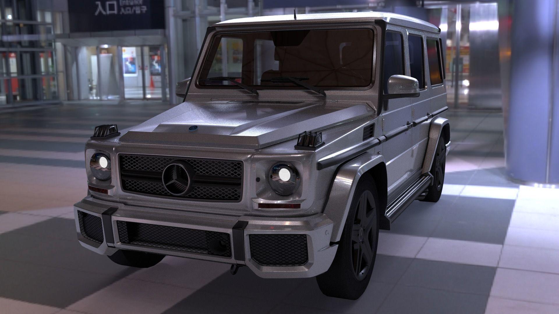 Mercedes Benz G 65 AMG