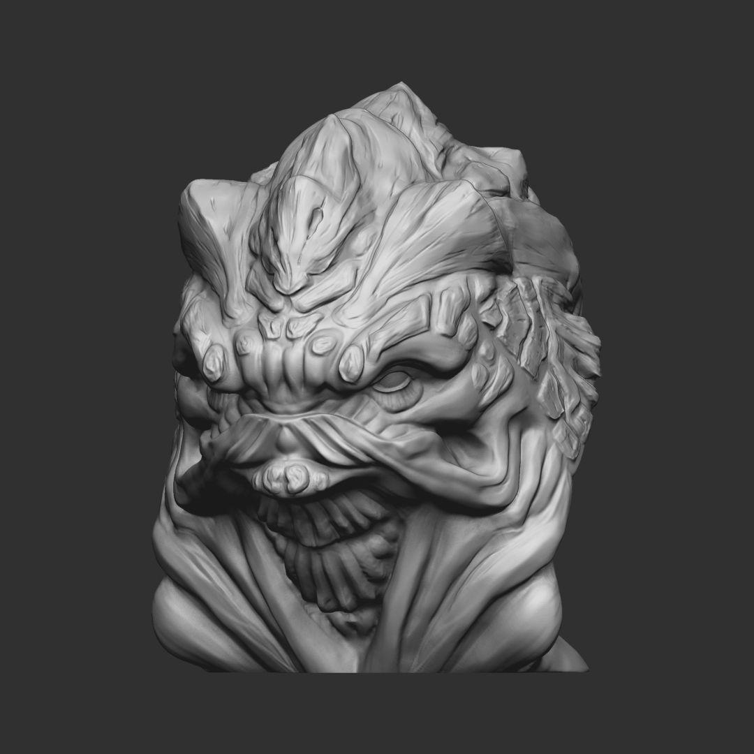 Grunt from Mass Effect