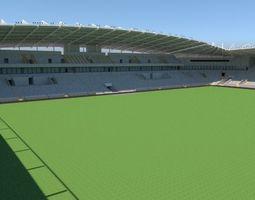 Windsor Park Stadium 3D model
