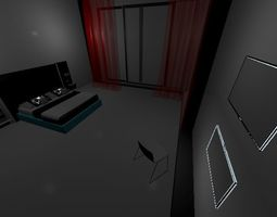 Room Free 3D model