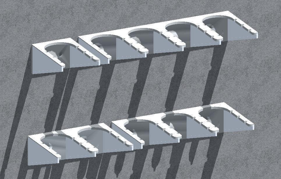 Wall bracket -