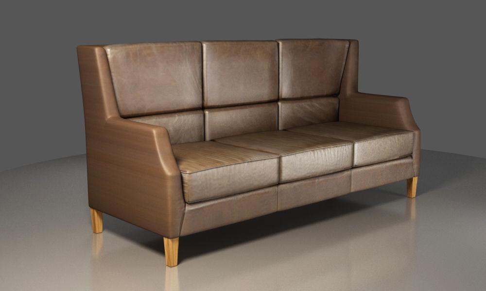 3 personers armchair