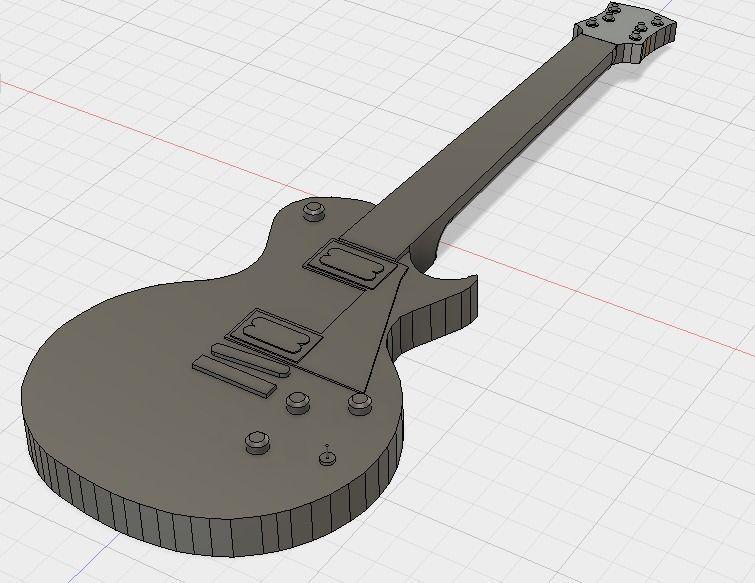 Guitar Les Paul