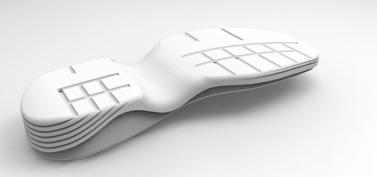 Shoe Sole | 3D model