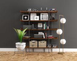 3D model Decorative set 2805