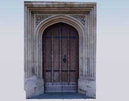 Photogrammetry Church Side-Door 3D model