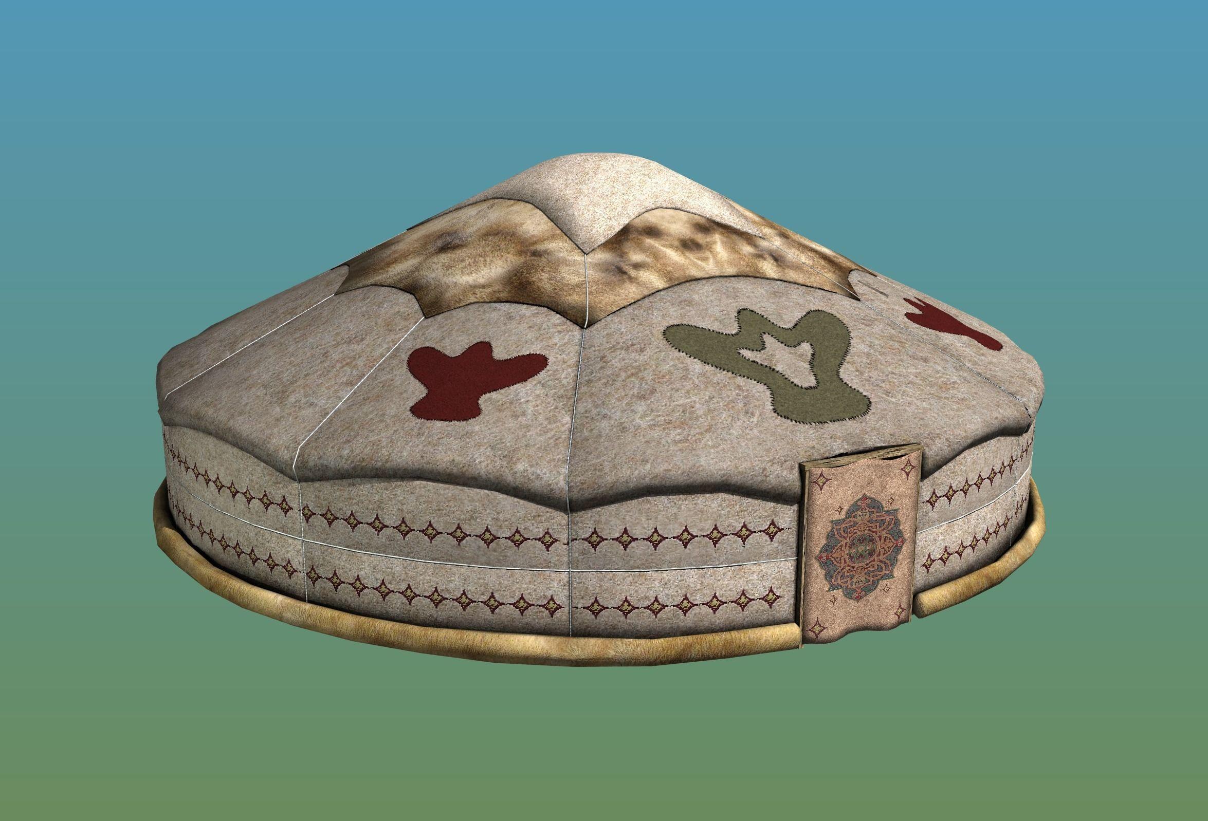 Yurt of the Khan